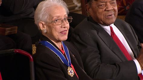 katherine johnson code nasa mathematician receives medal of freedom nbc news