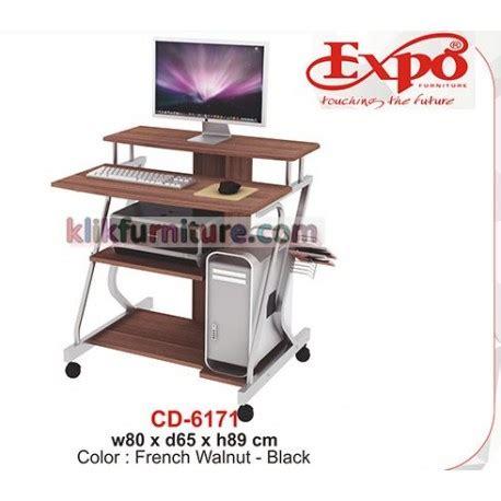 Meja Komputer Besi cd 6171 meja komputer besi expo harga promo