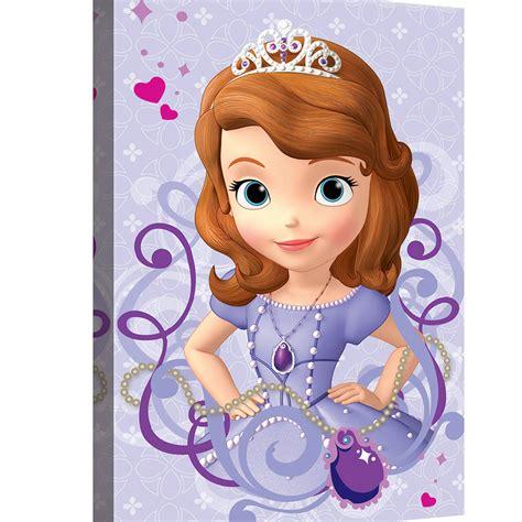 chambre princesse sofia disney ctableau princesse sofia
