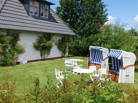 Garten 800 Qm by Ferienwohnung Gr 246 De Im G 228 Stehaus Odde St Ording