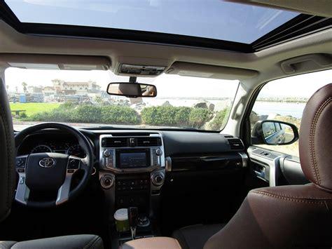 toyota 4runner interior 2017 2017 toyota 4runner limited interior 15