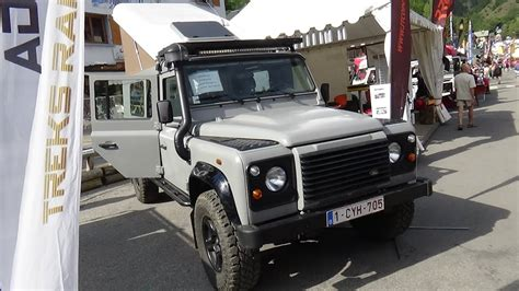 land rover overland 2017 2017 land rover defender overland rrc exterior and