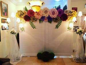 Hiasan Bunga Tulip Flower Dekorasi 5 ide dekorasi lamaran yang cantik dan penuh kesan sekar kencana
