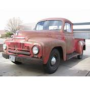 1951 International Harvester Pickup Truck 1950 1952 1953