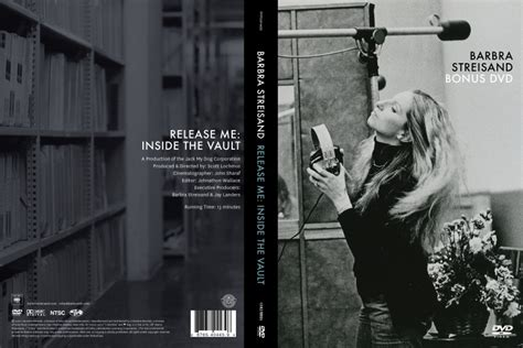 barbra streisand release me exclusive first look at cover art details for barbra