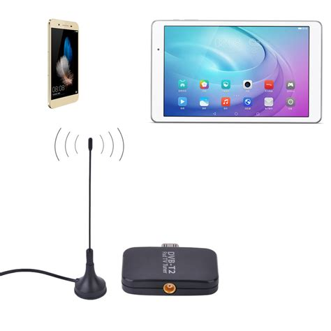Stick For Android dvb t2 receptor micro usb tuner mobile tv receiver stick for android tablet zm ebay