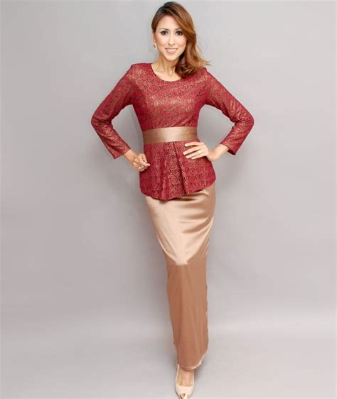 Dress Kanya Kuning instagram kebaya kutu baru yokodwi