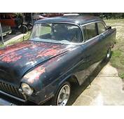 Purchase Used 1955 Chevy Bel Air GREAT Project Car In