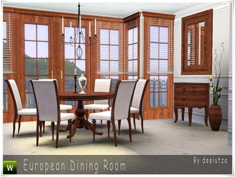 European Dining Room Sets by Deeiutza S European Dining Room