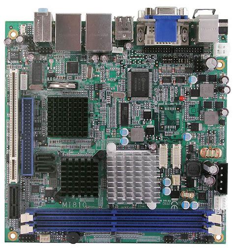 Intel Atom Sockel by Atom Motherboard With Intel N270 1 60ghz W Intel 174 945gse Chipset Mini Itx Format Ibt Mi810