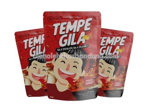 Tempe Gila by Tempe Gila Bandung Oleh Oleh Khas Bandung 081320482001