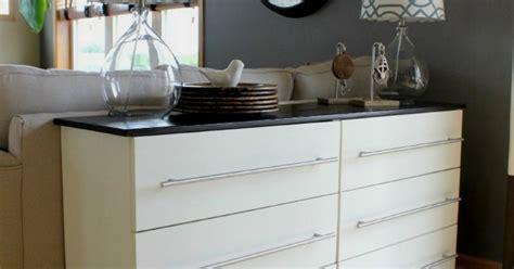 tarva 6 drawer dresser dimensions ikea tarva dresser transformed into a kitchen sideboard