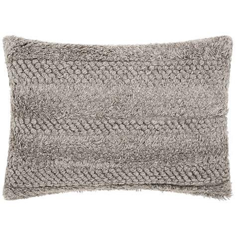 Joseph Abboud Pillows by Joseph Abboud Gray 20 Quot X14 Quot Rectangular Throw Pillow