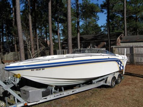 checkmate mid cabin boats for sale 2002 27 0 quot checkmate convincor 270 br for sale in