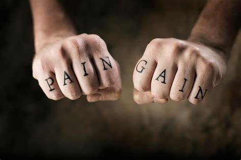 hand tattoo pain lettering gallery slideshow