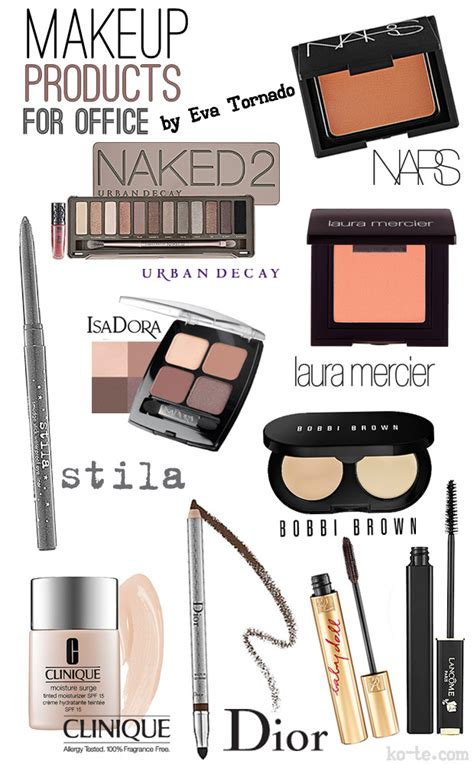 office makeup for every day best makeup products and tutorials
