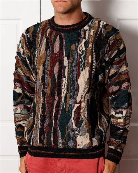 Men's Sweater   Protege Collection   Multi Colored