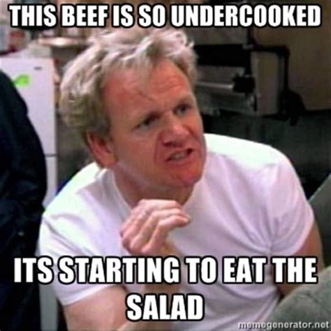 Chef Ramsey Meme - have a conversation using memes page 3 the student room