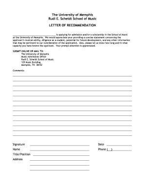 Fill In The Blank Letter Of Recommendation Template Reference Letter Fill In The Blanks Fill Online Printable Fillable Blank Pdffiller