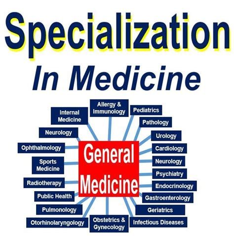 Mba Medicine Meaning by Specialization Www Pixshark Images Galleries With