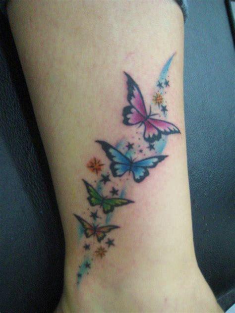 imagenes mariposas tattoos mariposas estrellas tatuajes para mujeres
