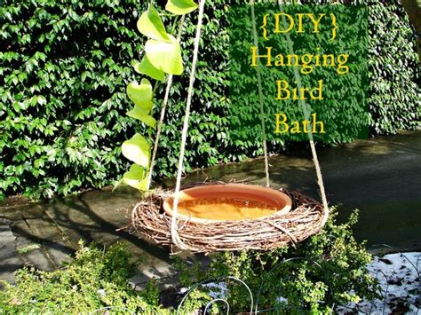 20 lovely diy bird bath ideas to attract birds to yard