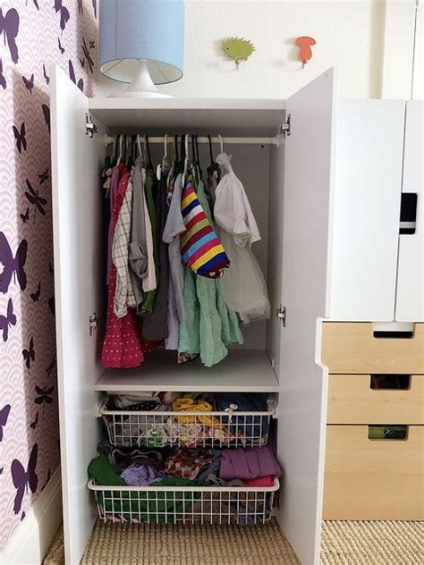ikea boys wardrobe best 25 children storage ideas on