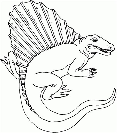 dinosaur coloring pages easy easy dinosaur coloring pages az coloring pages