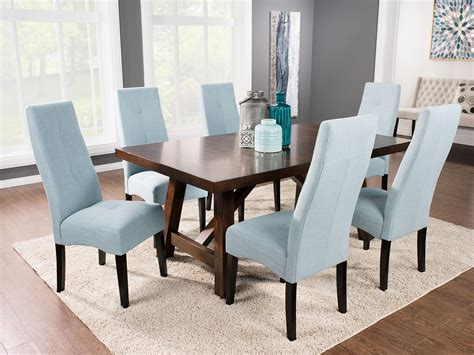 Light Blue Dining Room Chairs Dining Chair Light Blue The Brick