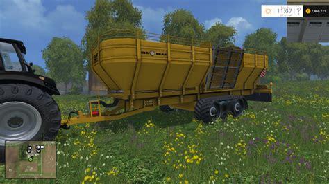 Big Ls by Ls 15 Fsm Ropa Bigbear V 1 1 220 Berladewagen Mod F 252 R