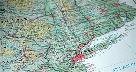 map usa new york boston new subscription flight service connects boston and new york