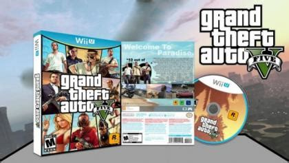 rockstar games tested gta v on wii u dev kits: rumor