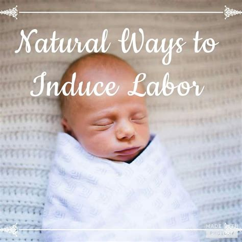 14 ways to induce labor read these before you re