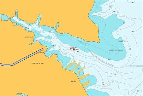 smithville lake map smithville 4 3