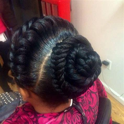 big goddess braids in bun 20 gorgeous goddess braids styles to go gaga over