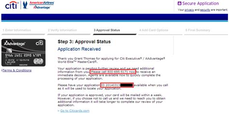 5 credit card applications 4 approvals 3 reconsideration