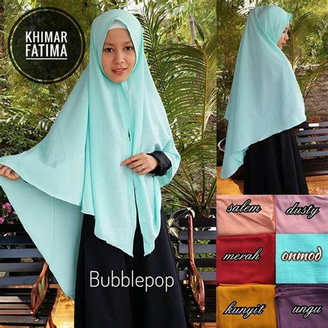 Termurah Jilbab Syria Pet 3 jilbab syria khimar fatima sentral grosir jilbab kerudung i supplier jilbab i retail