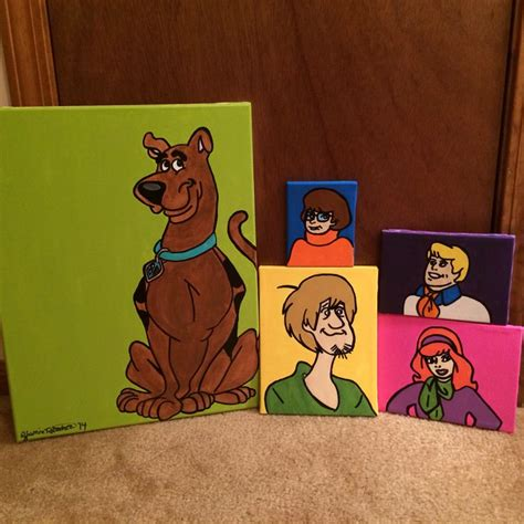 Kaos Scooby Doo Paint 131 best images about fantastic fan on latte and andrew robinson