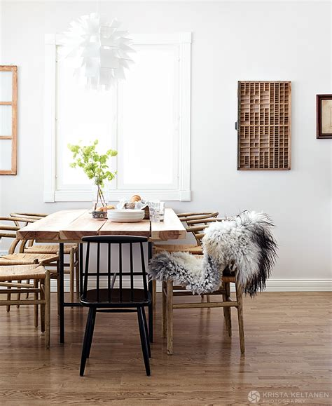 Scandinavian Dining Room Furniture Decordots Scandinavian Style