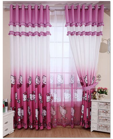 hello kitty bedroom curtains 14 awesome hello kitty bedroom curtains photograph ideas
