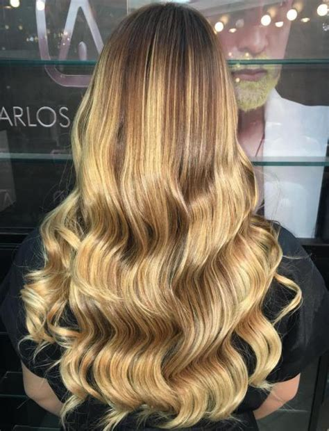 brown and gold hair colour 40 hair color ideas that are perfectly on point
