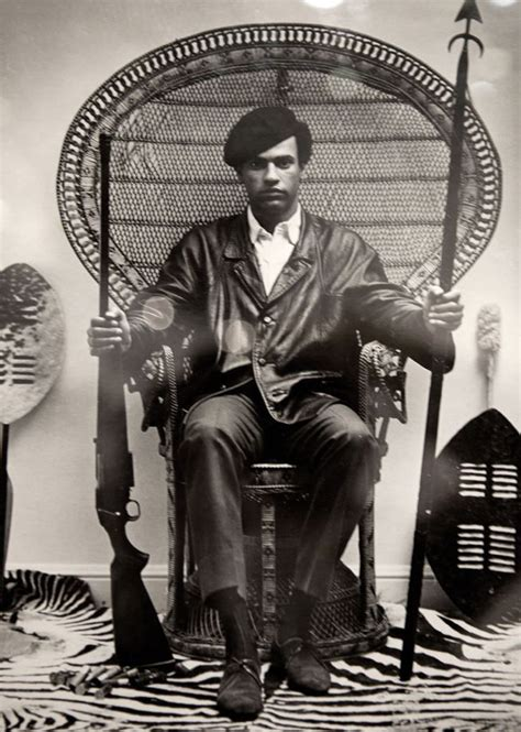 Huey Newton Chair by Black Panther Leader Huey Newton 1969 1960 S