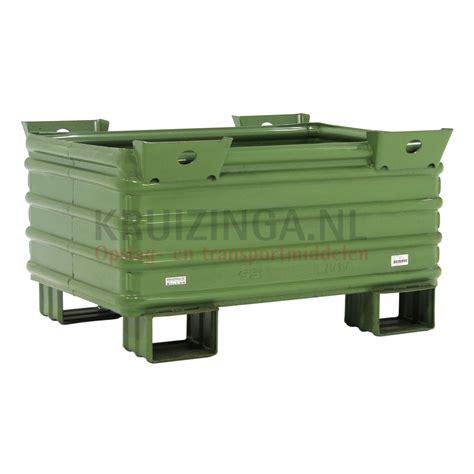 bac de rangement 790 bac de rangement acier construction compact empilable