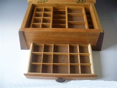 Wooden Jewellery Boxes Handmade - handmade solid wood jewelry boxes made of various