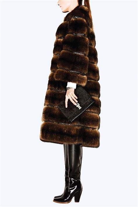 chanel boots saks coat ralph rucci for pologeorgis furs saks fifth avenue