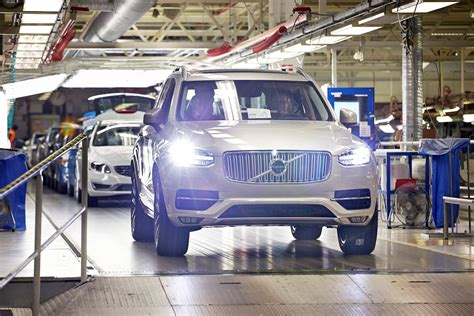 volvo truck production 2015 volvo xc90 youwheel com your ultimate and