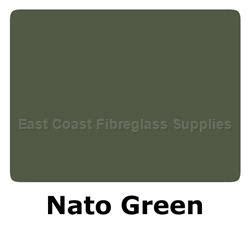 nato green non slip flowcoat east coast fibreglass supplies
