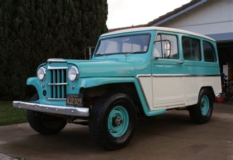 Willys Jeep Wagon For Sale Willys Jeep Station Wagon For Sale Craigslist Autos Weblog