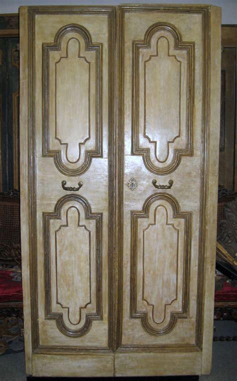 porte color avorio 03 porte venete laccate color avorio e decorate con