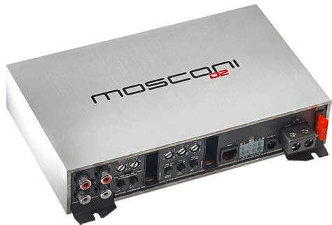 Power Mosconi As 200 4 Made In Italy Ready Stock gladen d2 100 4